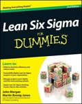 Cover of Lean six sigma for dummies