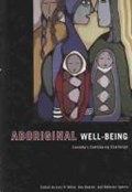 Cover of Aboriginal well-being : Canada's continuing challenge